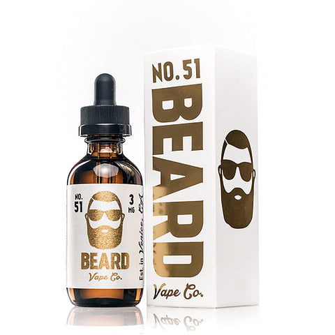 No. 51 - Beard Vape Co. E-juice (60 ml)