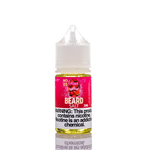 No. 5 - Beard Salts E-Juice [Nic Salt Version]