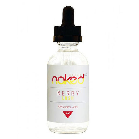 Berry Lush - Naked 100 E-Juice (60 ml)