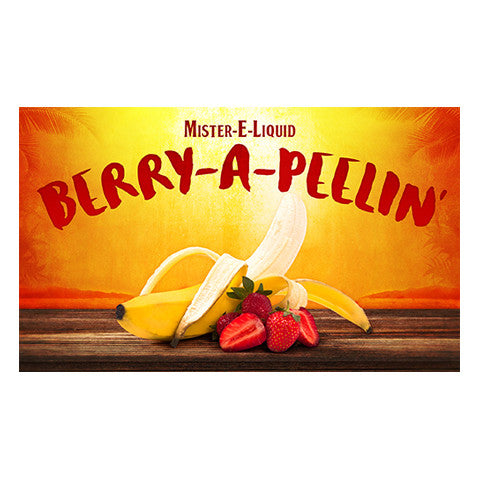 Berry-A-Peelin' - Mister E-Liquid