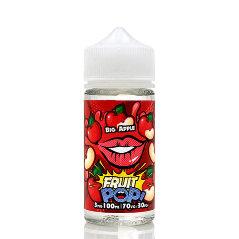 Big Apple - Fruit POP! E-Juice (100 ml)