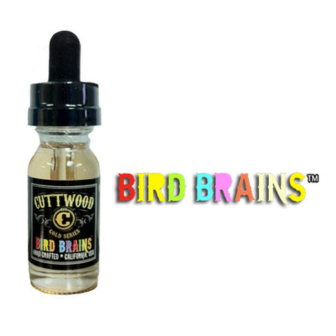 Bird Brains - Cuttwood E-Liquid