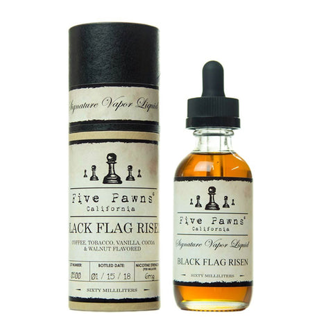 Black Flag Risen - Five Pawns E-Liquid (60 ml)