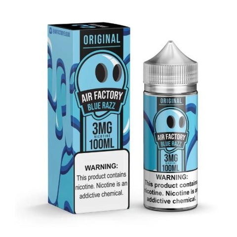 Blue Razz - Air Factory E-Juice (100 ml)