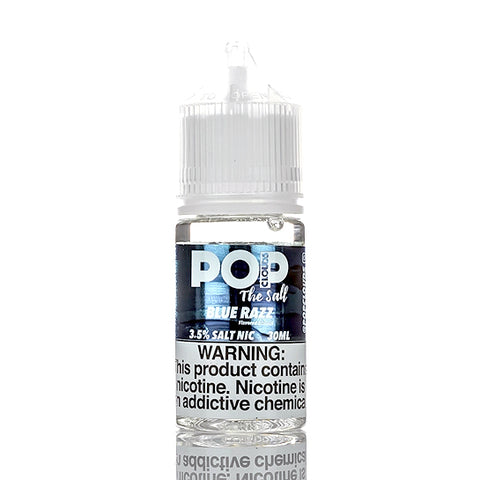 Blue Razz - Pop Clouds The Salt E-Juice