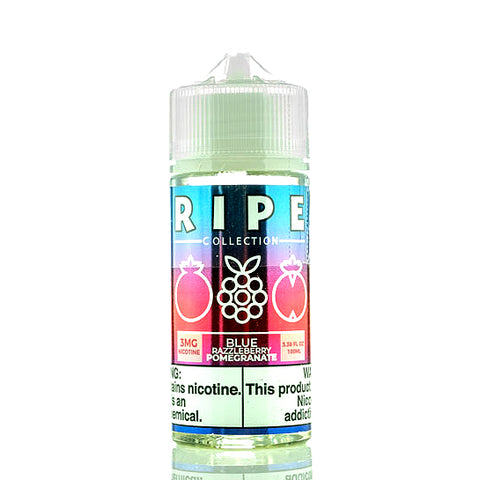 Blue Razzleberry Pomegranate - Ripe Collection E-Juice (100 ml)