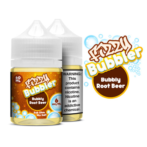 Bubbly Root Beer - Fizzy Bubbler E-Juice (60 ml)