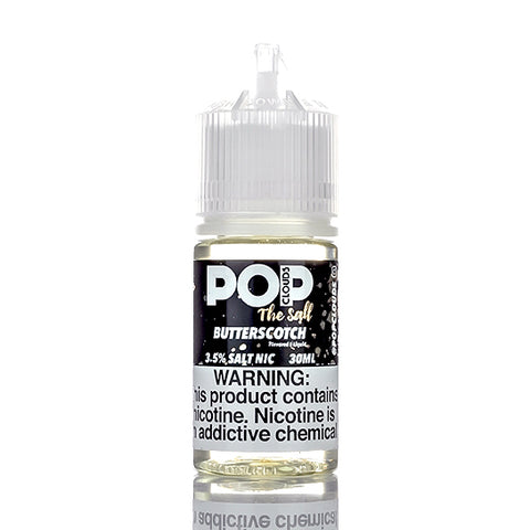 Butterscotch - Pop Clouds The Salt E-Juice