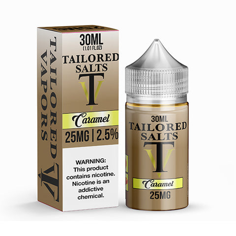 Caramel Tobacco - Tailored Salts E-Juice