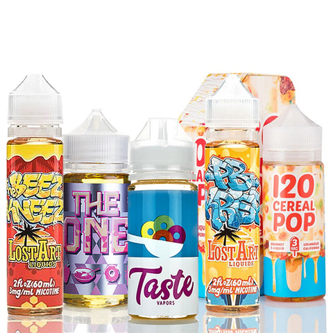 Cereal Sample Pack (440 ml)