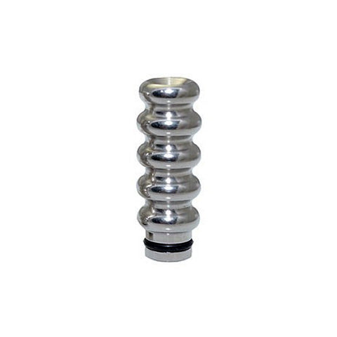 Chrome Clarion Drip Tips