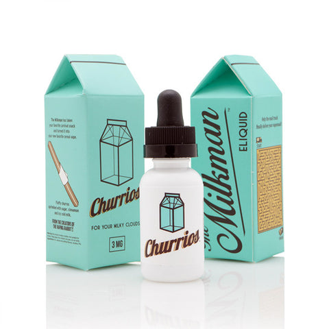 Churrios - The Milkman E-Juice