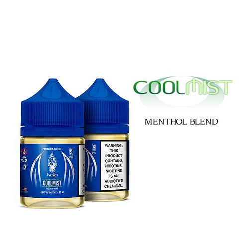 Cool Mist - Halo E-Liquid