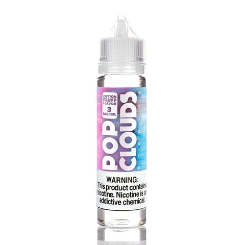Cotton Fluff - Pop Clouds E-Juice (60 ml)