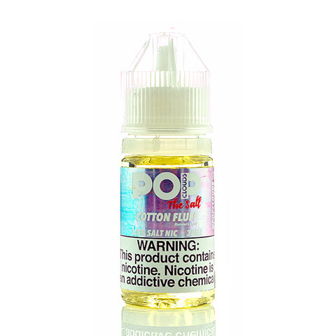 Cotton Fluff Pop Clouds E-Juice