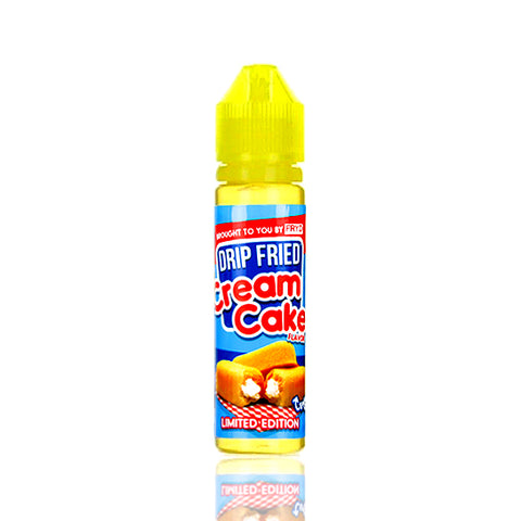 Fried Cream Cake - FRYD E-Juice (60 ml)