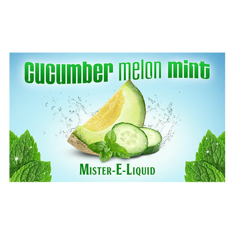 Cucumber Melon Mint - Mister E-Liquid