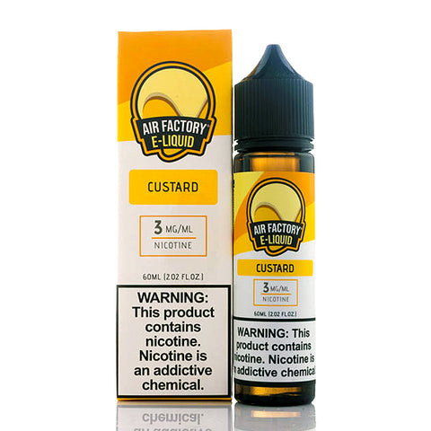 Custard - Air Factory E-Juice (60 ml)