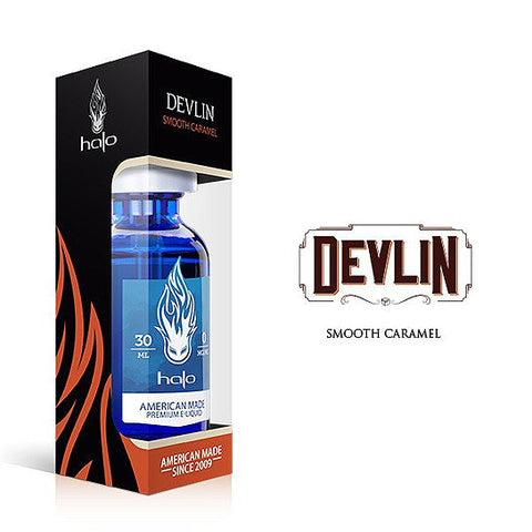 Devlin - Halo E-Liquid