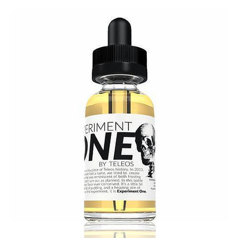 Experiment One - Teleos E-Juice (60 ml)