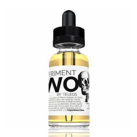 Experiment Two - Teleos E-Juice (60 ml)