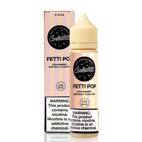 Fetti Pop - Confection E-Juice (60 ml)