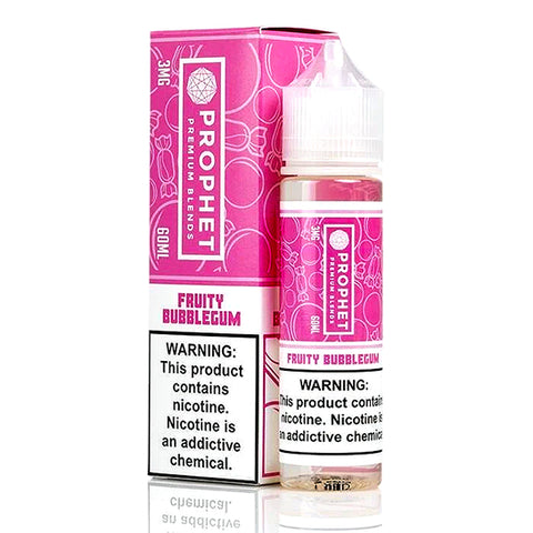 Fruity Bubblegum - Prophet E-Juice (60 ml)