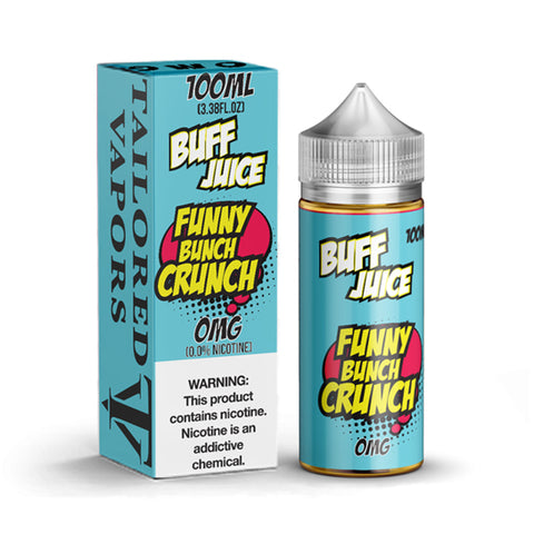 Funny Bunch Crunch - Buff Juice E-Liquid (100 ml)