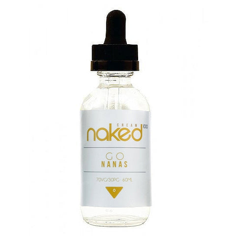 Go Nanas - Naked 100 E-Juice (60 ml)