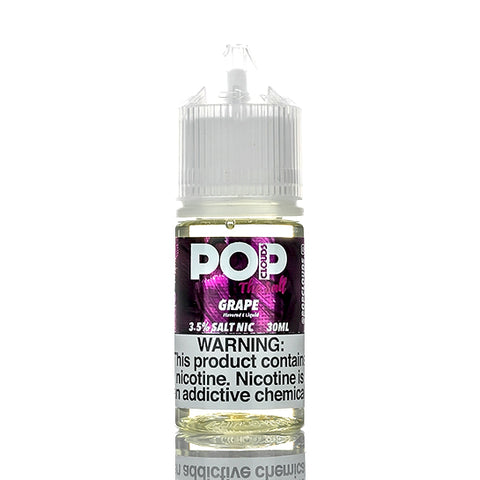 Grape - Pop Clouds The Salt E-Juice