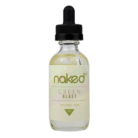 Green Blast - Naked 100 E-Juice (60 ml)