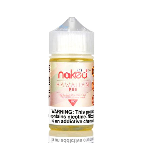 Hawaiian Pog Ice E-Juice Naked 100