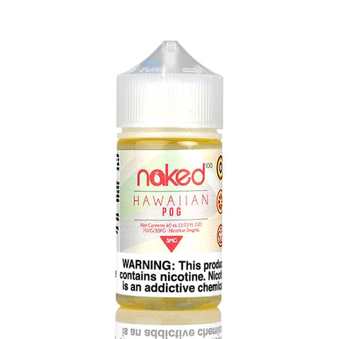 Hawaiian Pog E-Juice Naked 100