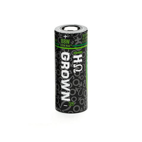 Hohm Tech™ Hohm Grown 26650 INR 4244mAh 41.1A Flat Top Battery