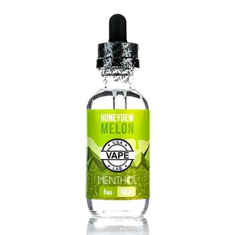 Honeydew Melon (Ice) - USA Vape Lab E-Juice (60 ml)