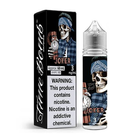 Joker - Time Bomb Vapors E-Juice (60 ml)