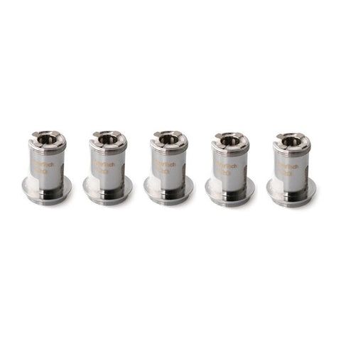 Genuine Kanger™ Juppi Rewickable Replacement Coils / Atomizer Heads (5 Pack)