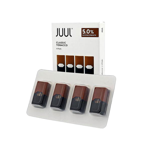 Image result for Pod Juul Classic Tobacco