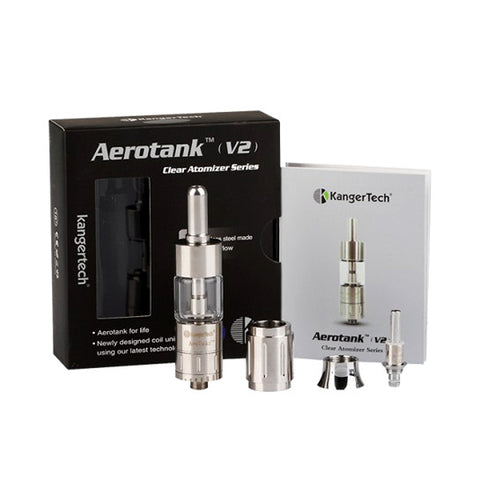 Genuine Kanger™ Aerotank V2 Glassomizer