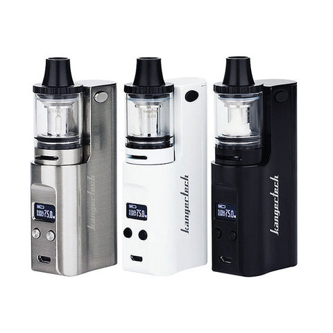 Genuine Kanger™ JUPPI 75W TC Starter Kit