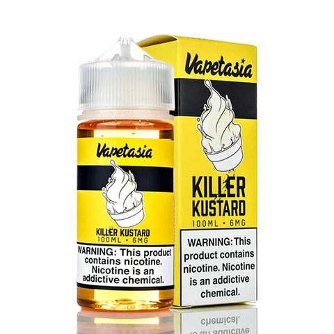 Killer Kustard - Vapetasia E-Juice (100 ml)
