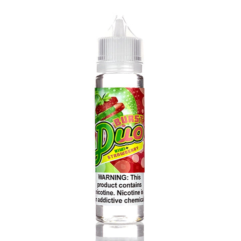 Kiwi Strawberry Vape Juice Burst Duo