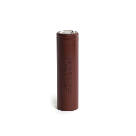 LG™ 18650 IMR 3000mAh 20A Flat Top Battery - HG2