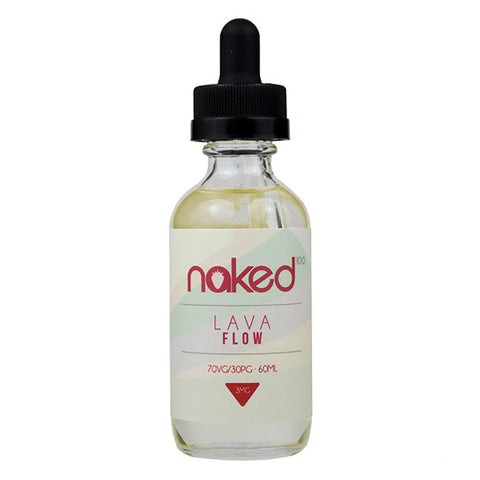 Lava Flow - Naked 100 E-Juice (60 ml)