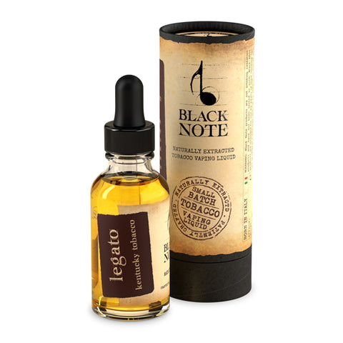 Legato Black Note E-Liquid