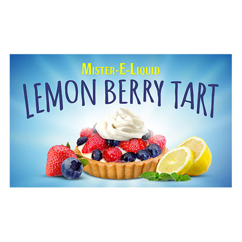 Lemon Berry Tart - Mister E-Liquid