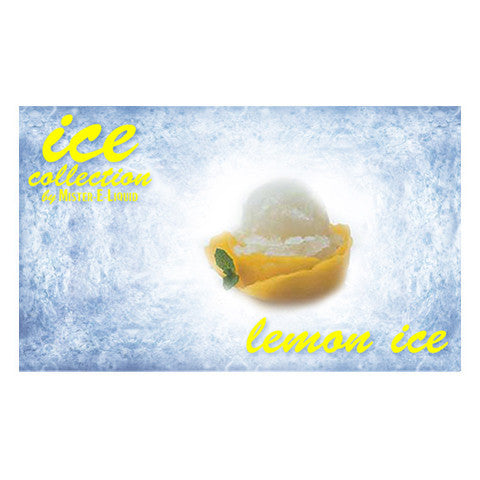 Lemon Ice - Mister E-Liquid