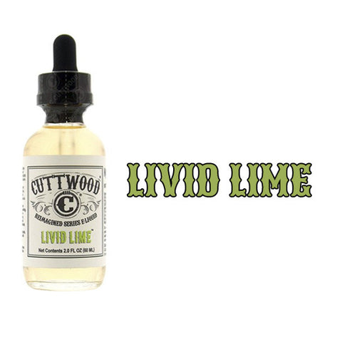 Livid Lime - Cuttwood Reimagined Series E-Liquid