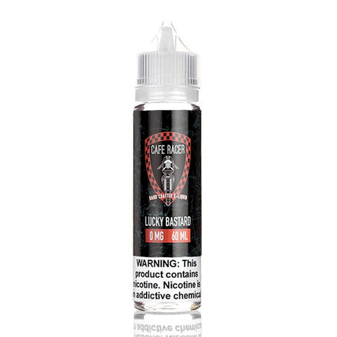 Lucky Bastard - Cafe Racer E-Juice [Naturally-Extracted]