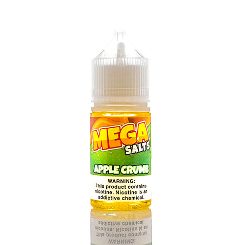 Apple Crumb Salt - Mega E-Juice [Nic Salt Version]